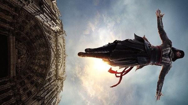 'Leap of faith' featurette Assassin's Creed