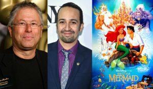 Lin-Manuel Miranda & Alan Menken werken aan live action The Little Mermaid