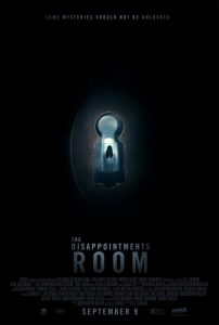 Trailer en poster voor The Disappointments Room