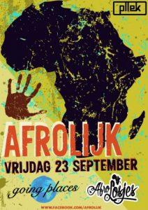 Pllek Going Places in Afrikaanse sferen met film, muziek, food en art