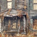 Mysterieus huis op setfoto's IT remake