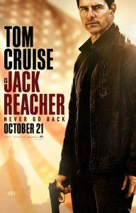 Jack Reacher: Never Go Back IMAX trailer