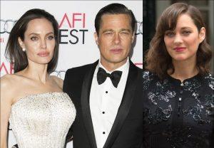 Marion Cotillard in verwachting van Brad Pitt?