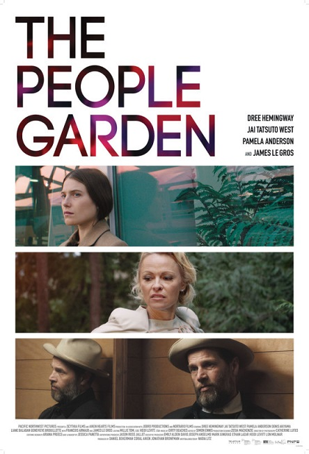 Trailer The People Garden met Pamela Anderson