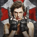 Motion poster voor Resident Evil: The Final Chapter