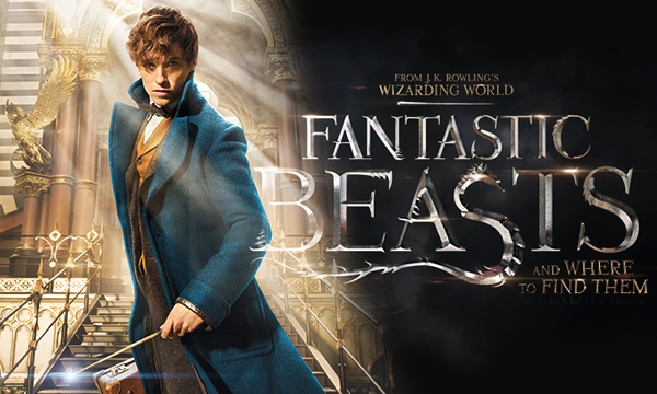 Er komen 5 Fantastic Beasts films