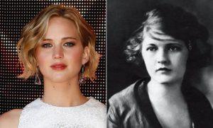 Jennifer Lawrence als Zelda Fitzgerald