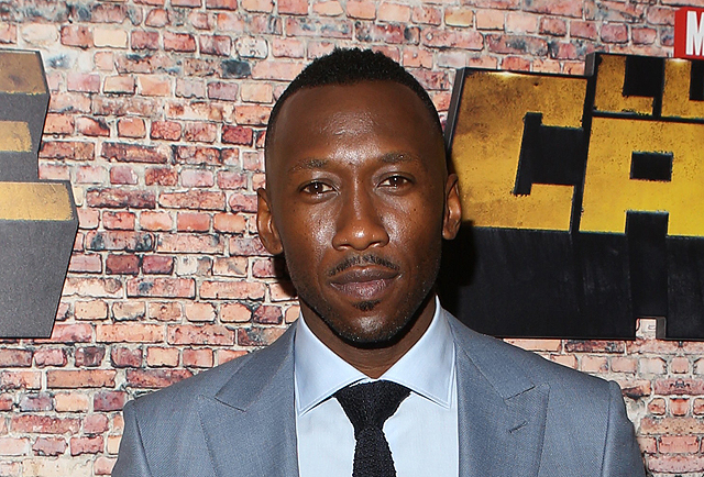 Luke Cage's Mahershala Ali in Alita: Battle Angel