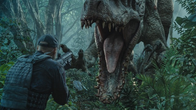 Regisseur J.A. Bayona over Jurassic World 2