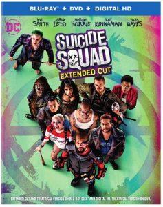 Trailer extended cut DC-film Suicide Squad