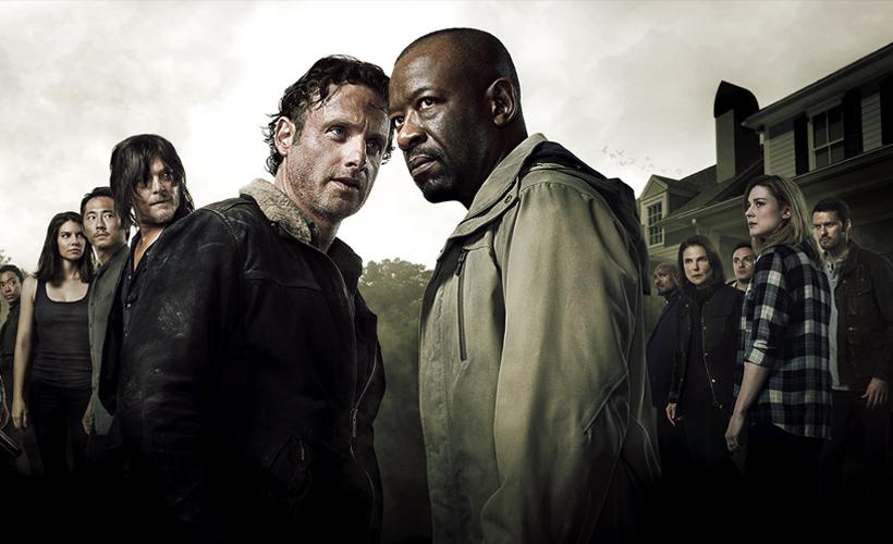Blu-ray Recensie The Walking Dead - Seizoen 6 (Dennis van Elten) 1