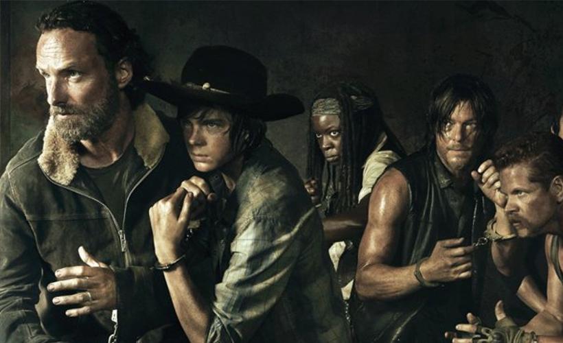 Blu-ray Recensie The Walking Dead - Seizoen 6 (Dennis van Elten) 2