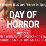Virtual Reality en meer bij Day of Horror evenement