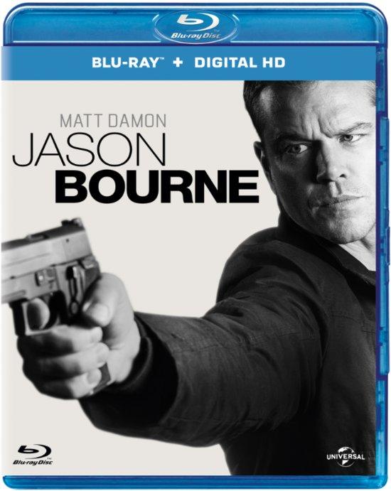 Blu-ray recensie Jason Bourne (Immy Verdonschot)