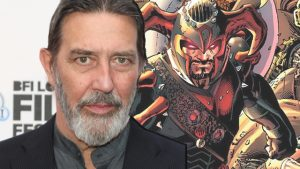 Ciarán Hinds als Steppenwolf in Justice League