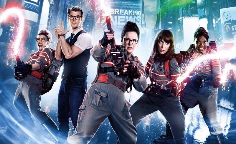 Blog | Remake Mania Deel 1: Waar staan we nu? (Sandro Algra) | Ghostbusters