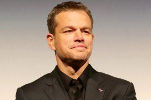 Matt Damon heeft cameo in Ocean's 8