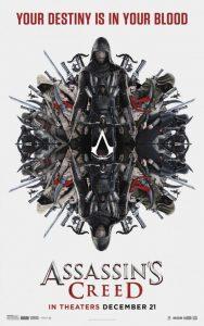 Nieuwe poster en tv-spot Assassin's Creed