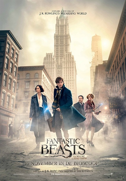 Prijsvraag Fantastic Beasts and Where to Find Them