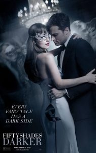 Nieuwe Fifty Shades Darker trailer en poster