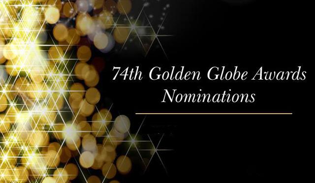 Nominaties Golden Globes 2017 bekend