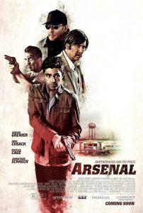 Nicolas Cage in de Arsenal trailer