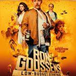 Nieuwe poster voor Ron Goossens Low Budget Stuntman