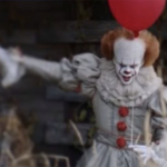 Nieuwe foto van Pennywise in remake Stephen King's IT