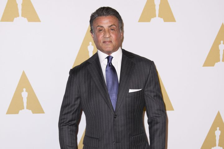 Sylvester Stallone gevraagd voor Trump's team?