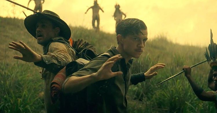 Nieuwe trailer The Lost City of Z met Charlie Hunnam & Robert Pattinson