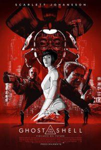 Teaser en poster Ghost in the Shell met Scarlett Johansson
