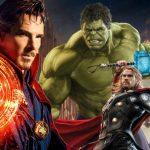Doctor Strange bevestigd voor Thor: Ragnarok