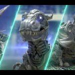 Baby Dinobots in Transformers: The Last Knight tv-spot