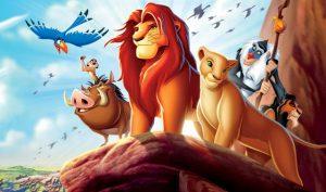 Donald Glover en James Earl Jones in Jon Favreau's Lion King