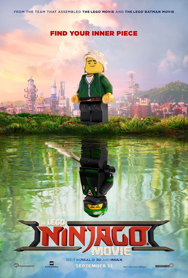 Eerste trailer The LEGO Ninjago Movie