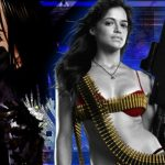 Michelle Rodriguez stiekem rol in Robert Rodriguez's Alita: Battle Angel