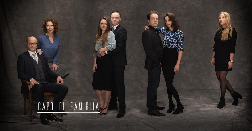 Nieuwe Nederlandse film Capo di Famiglia