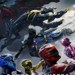 Zords op nieuwe Power Rangers poster