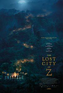 Nieuwe trailer en poster Lost City of Z