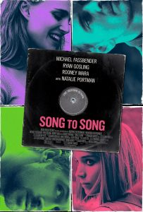 Trailer voor Terrence Malick's Song to Song