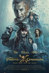 Nieuwe poster Pirates of the Caribbean: Dead Men Tell No Tales