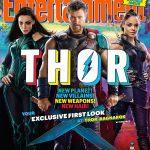 Eerste blik op Hela en Valkyrie uit Thor: Ragnarok