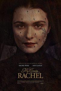 My Cousin Rachel trailer en poster met Rachel Weisz