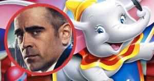 Colin Farrell in gesprek voor Disney's live-action Dumbo