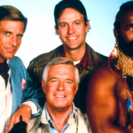 The A-Team acteur Dirk Benedict aanwezig op Dutch Comic Con