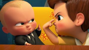 Guido Weijers is The Boss Baby