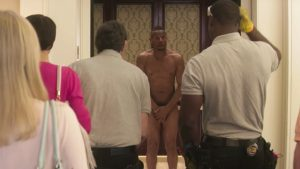 Marlon Wayans in Naked trailer