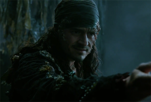 Will Turner is terug in Pirates of the Caribbean tv-spot