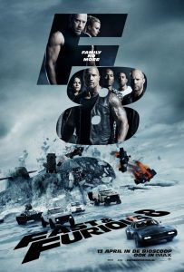 Nieuwe poster en teaser The Fate of the Furious