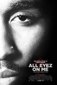 Releasedatum en poster voor Tupac biopic All Eyez On Me